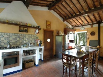 Image 18 | 7 bedroom farmhouse for sale with 1 hectares of land, Radicondoli, Siena, Tuscany 196890