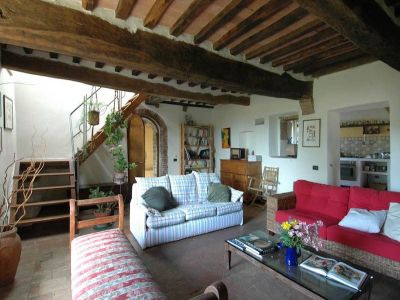 Image 19 | 7 bedroom farmhouse for sale with 1 hectares of land, Radicondoli, Siena, Tuscany 196890