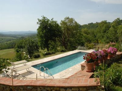 Image 2 | 7 bedroom farmhouse for sale with 1 hectares of land, Radicondoli, Siena, Tuscany 196890
