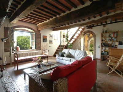Image 20 | 7 bedroom farmhouse for sale with 1 hectares of land, Radicondoli, Siena, Tuscany 196890