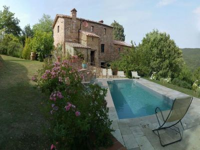 Image 22 | 7 bedroom farmhouse for sale with 1 hectares of land, Radicondoli, Siena, Tuscany 196890