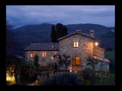 Image 5 | 7 bedroom farmhouse for sale with 1 hectares of land, Radicondoli, Siena, Tuscany 196890