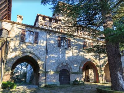 Image 11 | Marvellous estate in Italy for sale with chapel, mill and many outbuildings in glorious parkland 197404