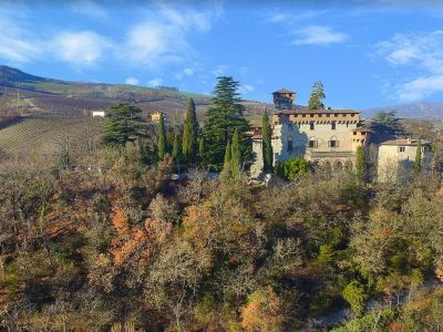 Image 2 | Marvellous estate in Italy for sale with chapel, mill and many outbuildings in glorious parkland 197404