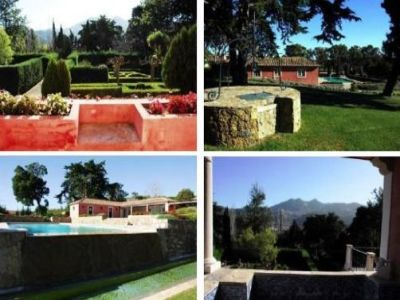 Image 6 | Beautiful restored hunting lodge for sale in Sintra, Portugal with over 2 hectares of land 198387