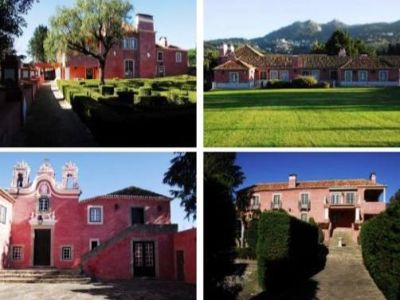Image 8 | Beautiful restored hunting lodge for sale in Sintra, Portugal with over 2 hectares of land 198387