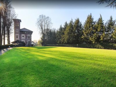 Image 3 | 7 bedroom villa for sale with 1.97 hectares of land, Milan, Lombardy 198390
