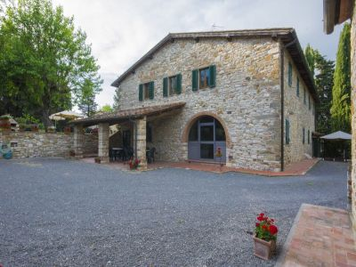 Image 24   Fabulous Tuscan estate for sale with three buildings, 13 bedrooms in total 198742