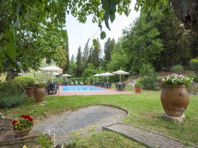Image 6   Fabulous Tuscan estate for sale with three buildings, 13 bedrooms in total 198742