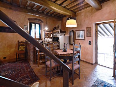 Image 13   Two lovely country properties with income for sale in Tuscany 198748