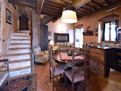 Image 14   Two lovely country properties with income for sale in Tuscany 198748