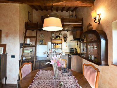 Image 16   Two lovely country properties with income for sale in Tuscany 198748