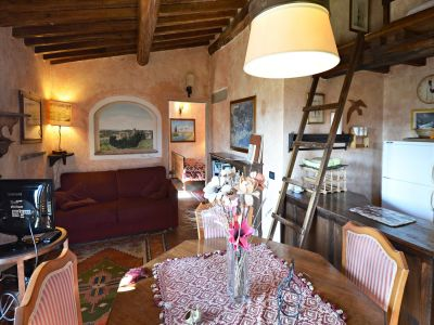 Image 17   Two lovely country properties with income for sale in Tuscany 198748