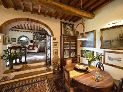 Image 18   Two lovely country properties with income for sale in Tuscany 198748