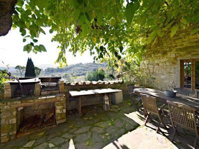 Image 2   Two lovely country properties with income for sale in Tuscany 198748