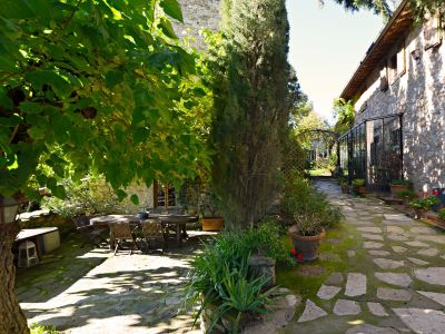 Image 9   Two lovely country properties with income for sale in Tuscany 198748