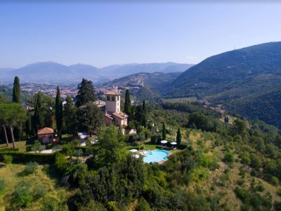 Image 1 | 11 bedroom hotel for sale with 11 hectares of land, Perugia, Umbria 198762
