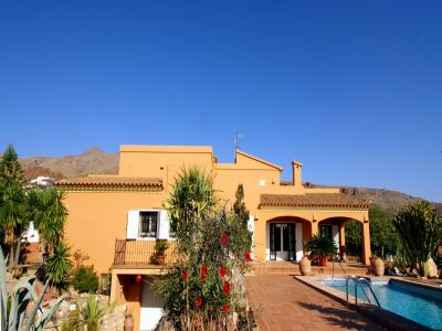 Image 1 | 5 bedroom villa for sale with 0.25 hectares of land, Mojacar, Almeria Costa Almeria, Andalucia 198903