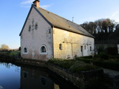 Image 15 | 5 bedroom mill for sale with 2 hectares of land, Chateau du Loir, Sarthe , Loire Valley 198909