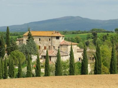 Image 1 | 7 bedroom house for sale with 355m2 of land, San Gimignano, Siena, Chianti 199018
