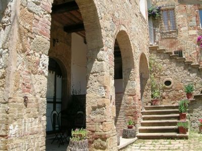 Image 2 | 7 bedroom house for sale with 355m2 of land, San Gimignano, Siena, Chianti 199018