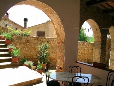 Image 4 | 7 bedroom house for sale with 355m2 of land, San Gimignano, Siena, Chianti 199018