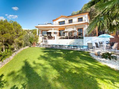 Image 17   5 bedroom villa for sale, Sitges, Barcelona, Catalonia 199077