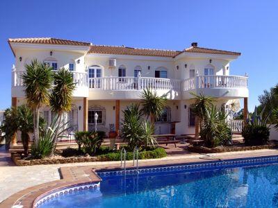 Image 1 | 7 bedroom villa for sale with 0.48 hectares of land, Antas, Almeria Costa Almeria, Andalucia 199192