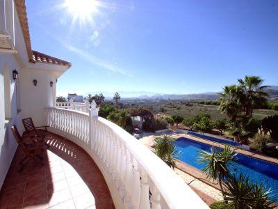 Image 3 | 7 bedroom villa for sale with 0.48 hectares of land, Antas, Almeria Costa Almeria, Andalucia 199192