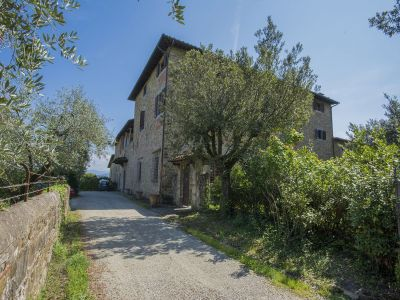 Image 1 | 6 bedroom villa for sale, Florence, Chianti 199197