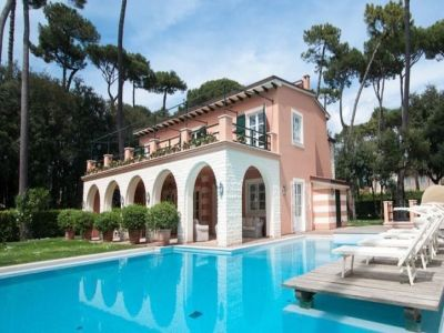 Image 2 | 4 bedroom villa for sale with 0.22 hectares of land, Forte dei Marmi, Lucca, Tuscany 200387