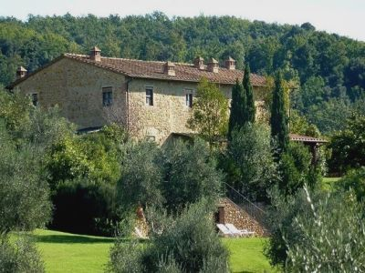Image 3 | 2 bedroom house for sale with 150m2 of land, Castelfalfi, Florence, Chianti 200969