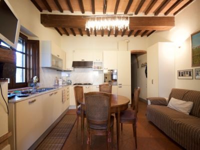 Image 6 | 2 bedroom house for sale with 150m2 of land, Castelfalfi, Florence, Chianti 200969