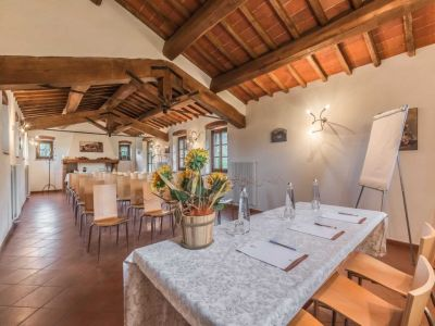 Image 13 | Prestigious Estate with a total of 80 bedrooms for sale, located in Bucine, Arezzo 200986