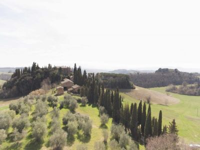 Image 1 | 20 bedroom manor house for sale with 1 hectares of land, Montalcino, Siena, Tuscany 200988