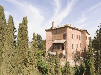 Image 10 | 20 bedroom manor house for sale with 1 hectares of land, Montalcino, Siena, Tuscany 200988