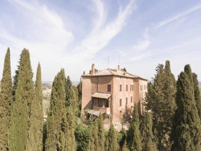 Image 11 | 20 bedroom manor house for sale with 260 hectares of land, Montalcino, Siena, Tuscany 200988