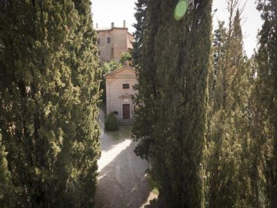 Image 13 | 20 bedroom manor house for sale with 1 hectares of land, Montalcino, Siena, Tuscany 200988