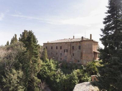 Image 15 | 20 bedroom manor house for sale with 260 hectares of land, Montalcino, Siena, Tuscany 200988