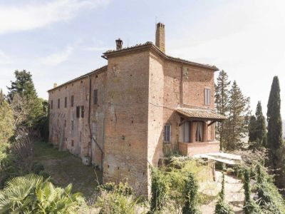 Image 16 | 20 bedroom manor house for sale with 260 hectares of land, Montalcino, Siena, Tuscany 200988