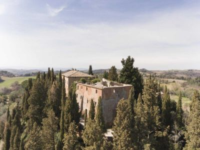 Image 17 | 20 bedroom manor house for sale with 1 hectares of land, Montalcino, Siena, Tuscany 200988