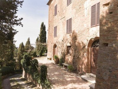 Image 18 | 20 bedroom manor house for sale with 260 hectares of land, Montalcino, Siena, Tuscany 200988