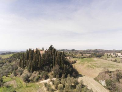 Image 22 | 20 bedroom manor house for sale with 1 hectares of land, Montalcino, Siena, Tuscany 200988