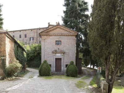 Image 24 | 20 bedroom manor house for sale with 1 hectares of land, Montalcino, Siena, Tuscany 200988