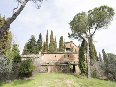 Image 25 | 20 bedroom manor house for sale with 1 hectares of land, Montalcino, Siena, Tuscany 200988
