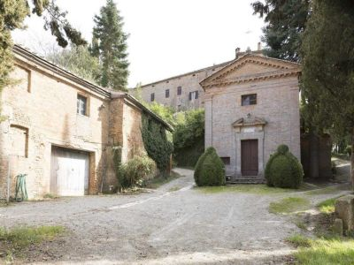 Image 26 | 20 bedroom manor house for sale with 1 hectares of land, Montalcino, Siena, Tuscany 200988