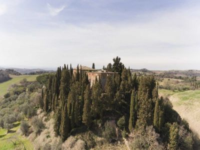 Image 6 | 20 bedroom manor house for sale with 1 hectares of land, Montalcino, Siena, Tuscany 200988