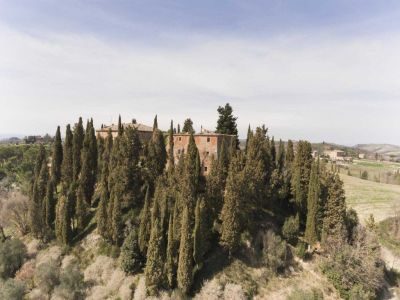 Image 7 | 20 bedroom manor house for sale with 1 hectares of land, Montalcino, Siena, Tuscany 200988