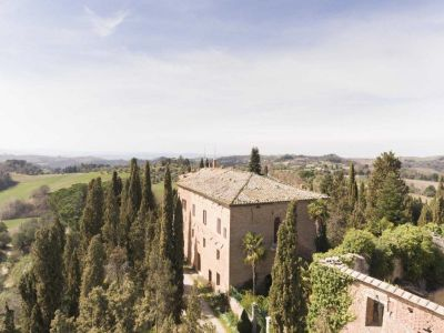 Image 8 | 20 bedroom manor house for sale with 260 hectares of land, Montalcino, Siena, Tuscany 200988