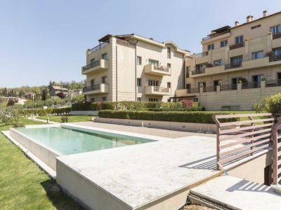 Image 1 | 2 bedroom apartment for sale, San Casciano dei Bagni, Siena, Tuscany 200997
